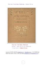 둘락의 안델센동화Stories from Hans Andersen, Edmund Dulac.
