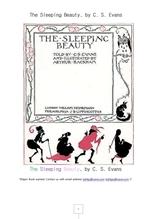 잠자는 미녀.The Sleeping Beauty, by C. S. Evans