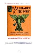알파벳의역사.An Alphabet of History, by Wilbur D. Nesbit