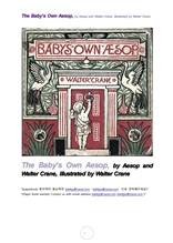 "베이비 이솝 이야기.Baby""s Own Aesop, by Aesop and Walter Crane,"
