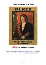 알브레히트 뒤러 독일화가.Durer, by Herbert E. A. Furst
