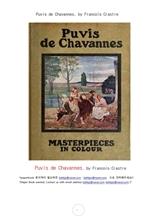 피에르 퓌뷔 드 샤반 프랑스화가.Puvis de Chavannes, by Francois Crastre