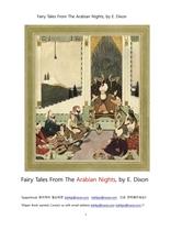 아라비안나이트 동화 이야기.Fairy Tales From The Arabian Nights, by E. Dixon
