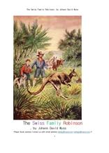 스위스 로빈슨 가족의 모험.The Swiss Family Robinson, by Johann David Wyss