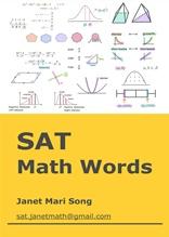 SAT Math Words