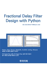 Fractional Delay Filter Design with Python