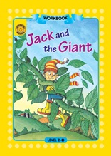 Jack and the Giant - Sunshine Readers Level 2