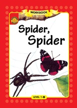 Spider, Spider - Sunshine Readers Level 1