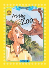At the Zoo - Sunshine Readers Level 2