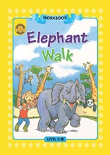Elephant Walk - Sunshine Readers Level 2
