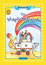 The Magic Machine - Sunshine Readers Level 2