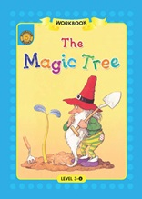The Magic Tree - Sunshine Readers Level 3