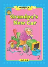 Grandpa`s New Car - Sunshine Readers Level 3