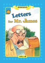 Letters for Mr. James - Sunshine Readers Level 3