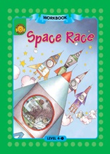 Space Race - Sunshine Readers Level 4