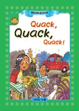 Quack, Quack, Quack - Sunshine Readers Level 4