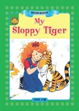 My Sloppy Tiger - Sunshine Readers Level 4