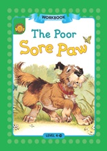 The Poor Sore Paw - Sunshine Readers Level 4