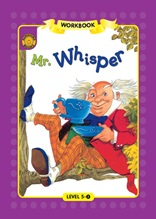 Mr. Whisper - Sunshine Readers Level 5