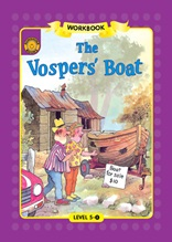 The Vospers` Boat - Sunshine Readers Level 5