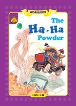 The Ha-Ha Powder - Sunshine Readers Level 5