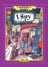 I Spy - Sunshine Readers Level 5