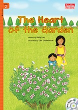 The Heart of the Garden - Rainbow Readers 2
