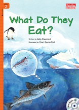 What Do They Eat? - Rainbow Readers 2
