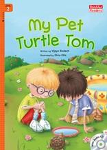 My Pet Turtle Tom - Rainbow Readers 2