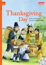 Thanksgiving Day - Rainbow Readers 2