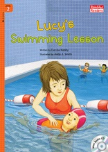 Lucy's Swimming Lesson - Rainbow Readers 2