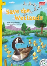 Save the Wetlands - Rainbow Readers 3