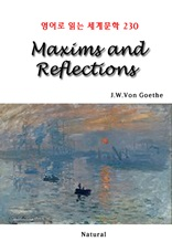 Maxims and Reflections (영어로 읽는 세계문학 230)