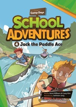 School Adventures  (Jack the Paddle Ace) - 팀워크 배우기