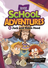 School Adventures  (Jack and Robin Hood) - 로빈 후드