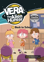 Vera the Alien Hunter  (Back to School)