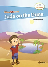 e-future Phonics Fun Readers3-4. Jude on the Dune