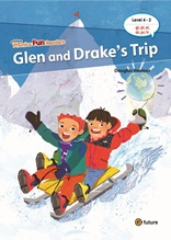 e-future Phonics Fun Readers4-2. Glen and Drake's Trip