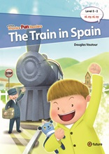 e-future Phonics Fun Readers5-2. The Train in Spain