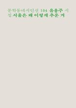 서울은 왜 이렇게 추운 겨 (문학동네시인선 104)