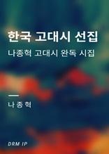 한국 고대시 선집-나종혁 고대시 완독 시집
